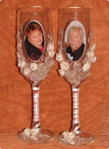 Подарок для хрустальный свадьбы своими руками 137