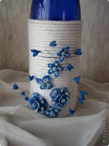 Очень нравится сочетание синий-белый. фото 2