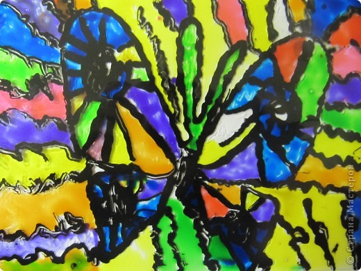 Бабочка-красавица фото 2