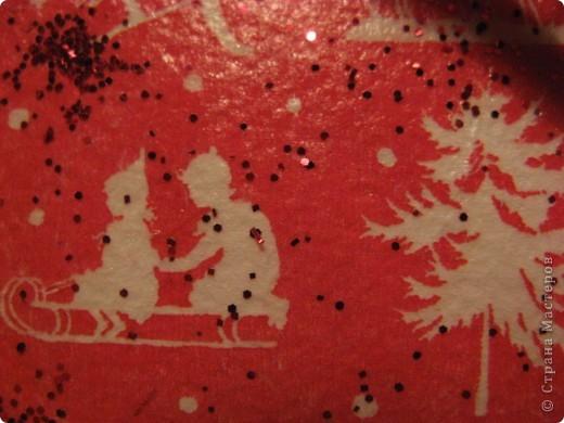Большое спасибо за МК этой чудесной новогодней открытки! http://stranamasterov.ru/node/115412 фото 5