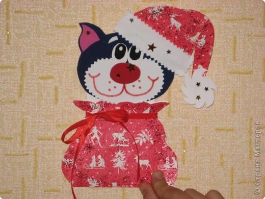 Большое спасибо за МК этой чудесной новогодней открытки! http://stranamasterov.ru/node/115412 фото 2