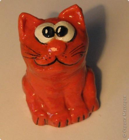 Насмотрелась в интернете на котиков и вот мои первые... фото 3