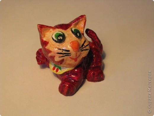 Насмотрелась в интернете на котиков и вот мои первые... фото 4
