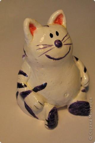 Насмотрелась в интернете на котиков и вот мои первые... фото 6