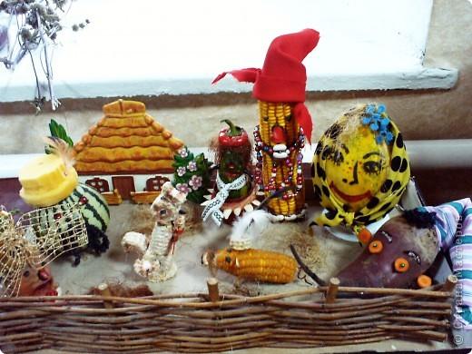 Коллективная работа моих учеников к празднику Осени