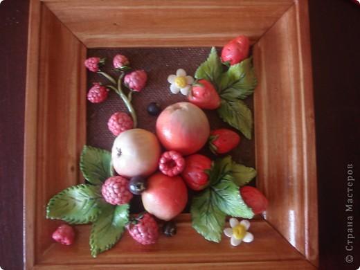 панно фруктовое фото 1