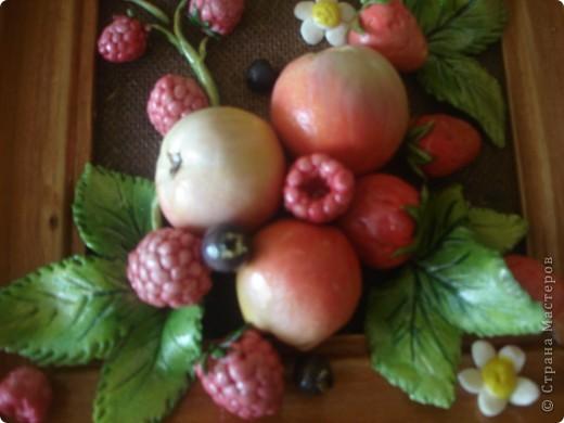 панно фруктовое фото 2