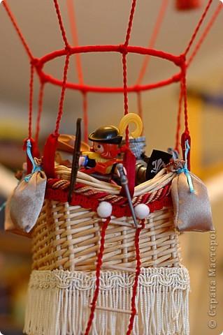 Воздушный шар под потолок в детский сад.  фото 2
