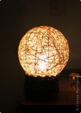 Светильник фото 1
