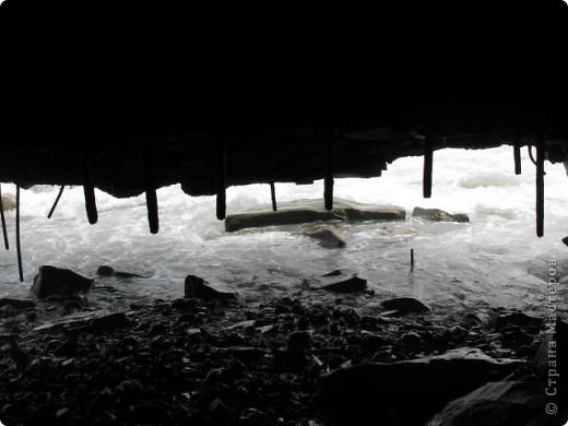 Гуляли у разрушенных штормом лодочных гаражей и вот что у меня получилось- фото 1