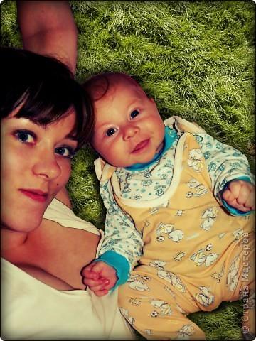 Это любимое фото сына. фото 5
