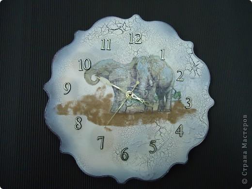 Часы своими руками. фото 1