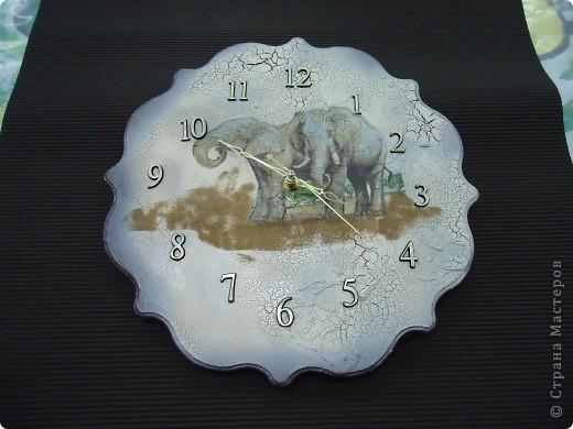 Часы своими руками. фото 2