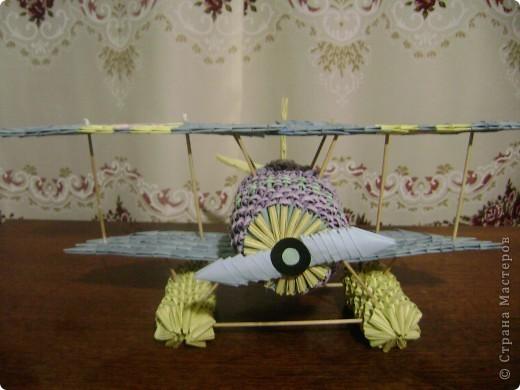 Вот такой самолет получился фото 4