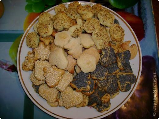 вот такие вкусные печеньки! муж был в восторге! песочное печенье тает во рту!