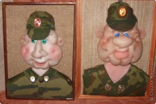 А я люблю военных,высоких,здоровенных!!!:))) фото 1
