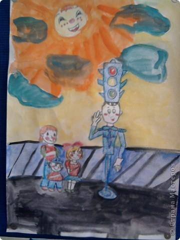 рисунок Дечиновой Галины фото 1