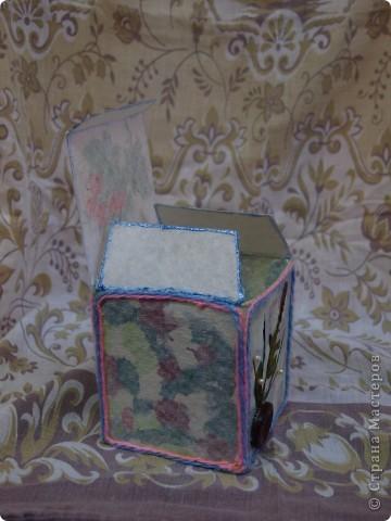 Ксения занимается первый год в студии декоративного творчества, это вторая её работа. фото 5