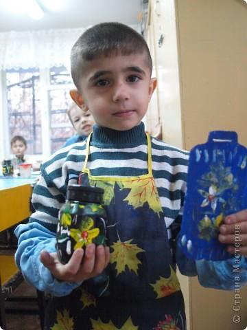 """Первые """"шаги"""" Щуваевой Оли, 5,5 лет в росписи фото 4"""