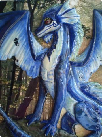 Лазурный дракон. фото 3