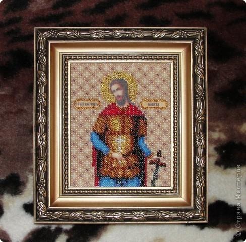 Мой подарок крестнику на крестины )))