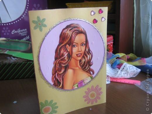 Мои первые открытки фото 4