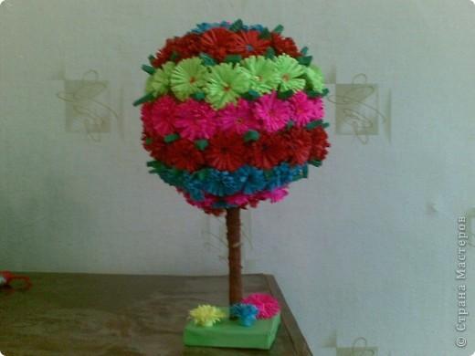 Цветочное дерево Татьяна Харламова lubab фото 3