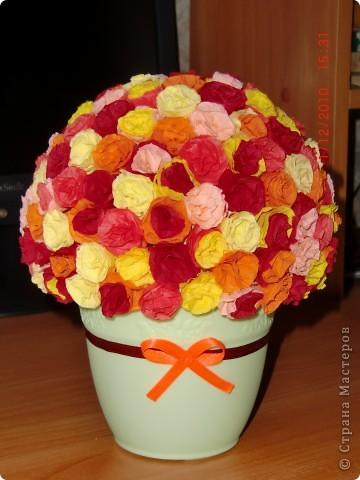 Цветы подруге в День рождения!