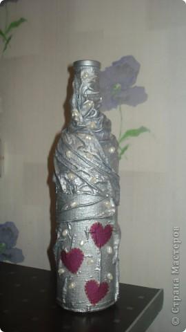 вазочка для одного цветочка фото 1