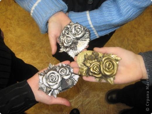 Шкатулочка. Изготовила Шаршина Дарья, 12 лет. фото 2
