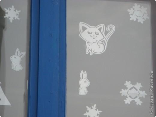 Вот такие новогодние поделки уже украшают наш класс. фото 16