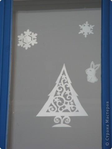 Вот такие новогодние поделки уже украшают наш класс. фото 15