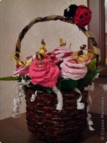 Очень приятно получать подарки, сделанные руками учениц! фото 1