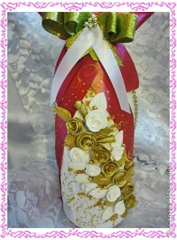 Золотая бутылка фото 3