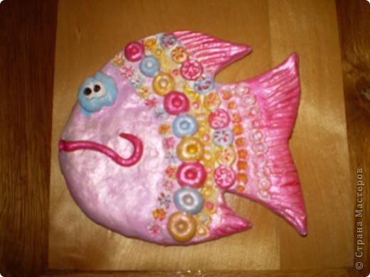 И снова рыбешка