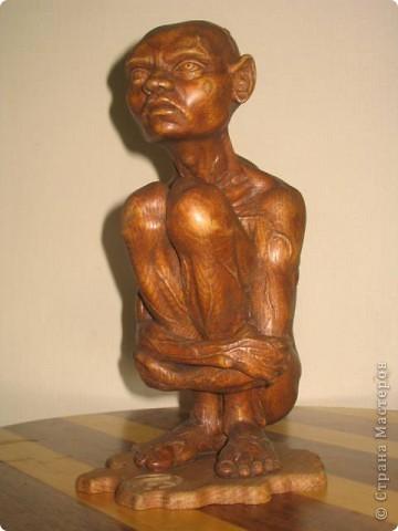 Скульптура фото 1