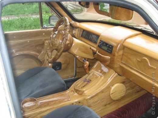 Салон моего авто ГАЗ-24