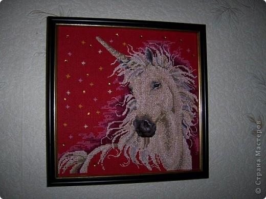 Белый конь Мечта
