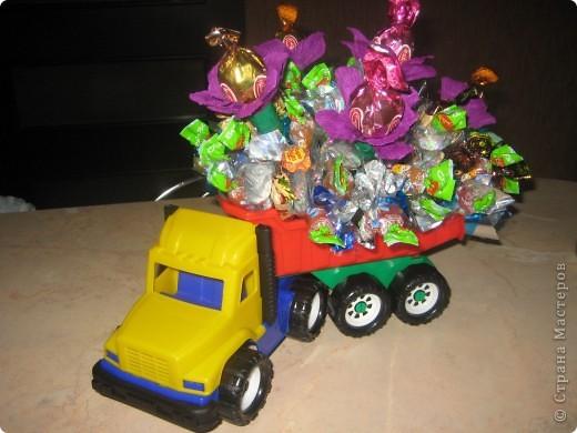 Сладкий грузовик! фото 1
