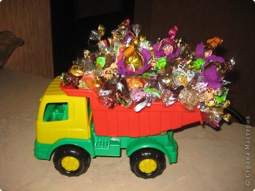 Сладкий грузовик! фото 4