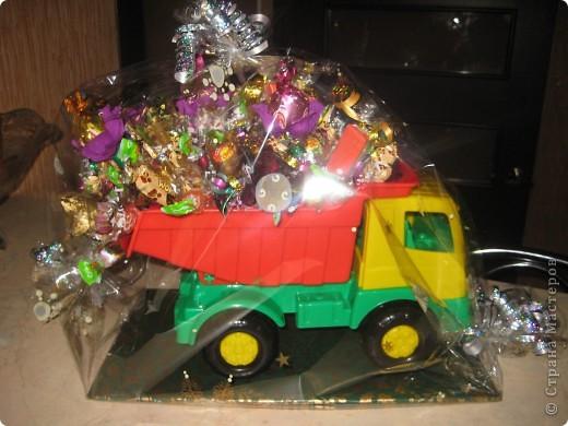 Сладкий грузовик! фото 6