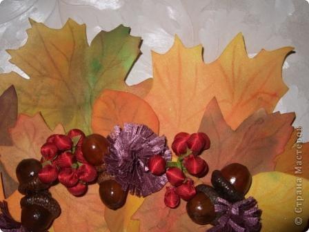 Веночек для Осени фото 2