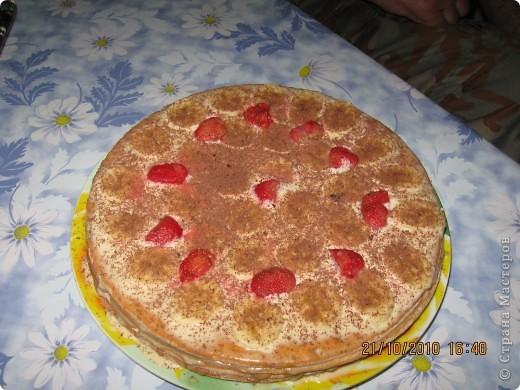 Тортик сынульке  на полтора годика ! фото 3