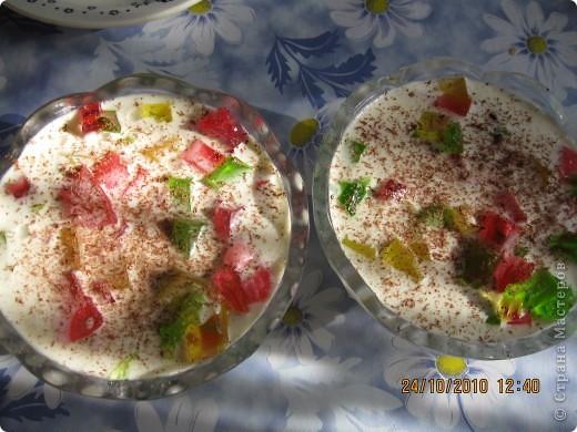 """Желейный тортик""""Самоцветы"""". фото 1"""