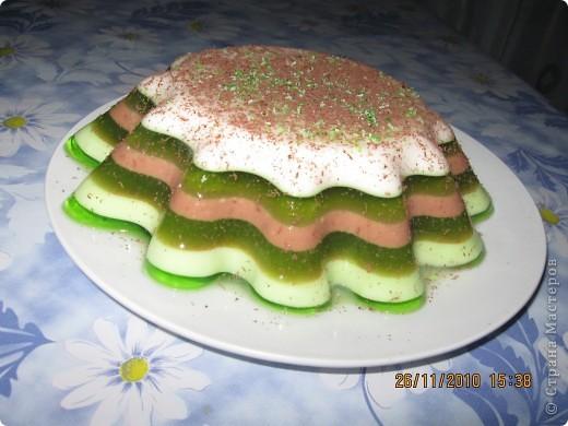 Вот такие тортюшки очень люблю ! фото 1