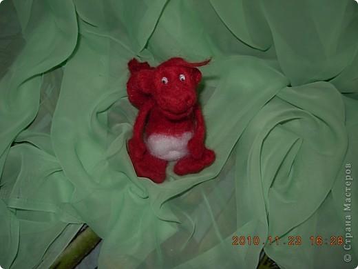 валяшка-дракоша. фото 4