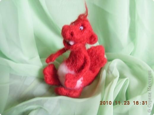 валяшка-дракоша. фото 1