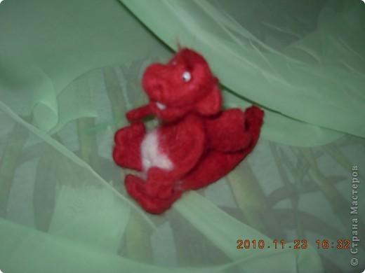 валяшка-дракоша. фото 5