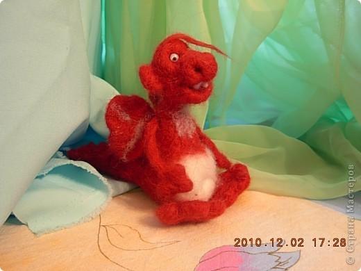 валяшка-дракоша. фото 3