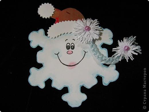 Прикольные снежинки из бумаги своими руками